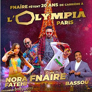 Fnaire & Nora Fatehi