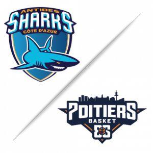 Antibes Sharks Vs Poitiers