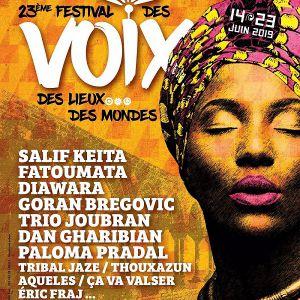 Pass Festival Des Voix, Des Lieux... Des Mondes