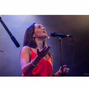 #Jazzdedemain Lucile Chriqui