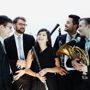 Ensemble Ouranos - « Dvorak, Ligeti, Nielsen »