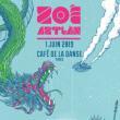 Concert Zoé à Paris @ Café de la Danse - Billets & Places