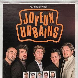 LES JOYEUX URBAINS @ Théâtre Le Grand Point Virgule - PARIS