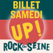 Festival ROCK EN SEINE 2019 - SAMEDI 24 AOUT - UP ! à Saint-Cloud @ Domaine national de Saint-Cloud - Billets & Places