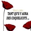 TANT QU'IL Y AURA DES COQUELICOTS…