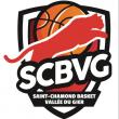 Match PB86/ST CHAMOND CDF 20h00 - LEVER DE RIDEAU : CSP/HTV 17H00 à POITIERS @ Salle Jean-Pierre GARNIER  - Billets & Places