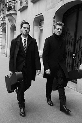 Concert BENJAMIN BIOLAY & MELVIL POUPAUD à Paris @ L'Olympia - Billets & Places