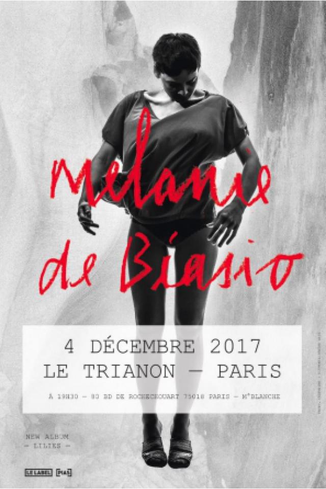 MELANIE DE BIASIO @ Le Trianon - Paris