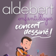 Spectacle ALDEBERT