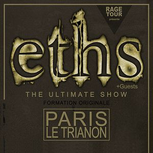 Concert ETHS à Paris @ Le Trianon - Billets & Places