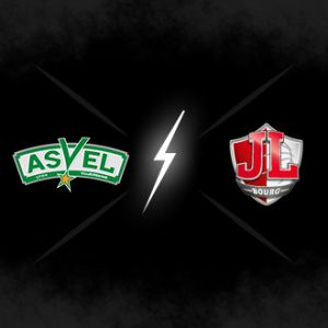 Billets ASVEL / BOURG EN BRESSE - Astroballe