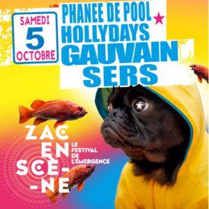 Zac En Scene - Le Festival De L'emergence - Jour 2