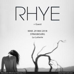 RHYE  + Guest @ La Laiterie - Grande Salle - Strasbourg