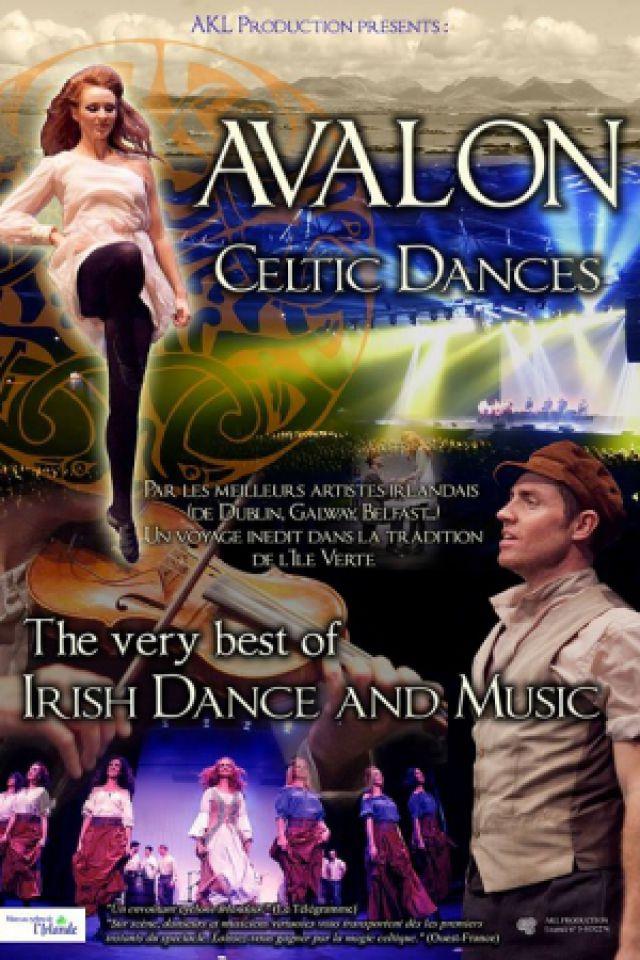 Avalon Celtic Dances @ Salle du Foyer Rural - BRIENNE LE CHÂTEAU