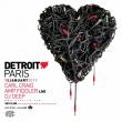 Carte Detroit Love Paris: Carl Craig, Amp Fiddler Live, DJ Deep