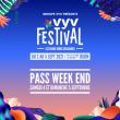 VYV FESTIVAL 2021 - PASS WEEK-END