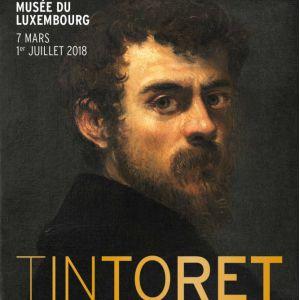 visite guidée de TINTORET, NAISSANCE D'UN GÉNIE avec M. Lhéritier @ musée du Luxembourg - PARIS