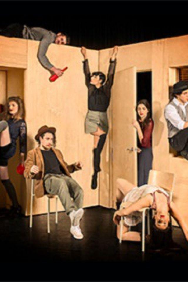 Les 7 Doigts de la Main - Réversible @ Opéra Théâtre - Grand Théâtre Massenet - SAINT ETIENNE