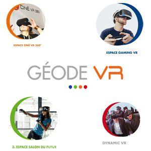 Géode VR : Le Parcours @ La Géode - Paris