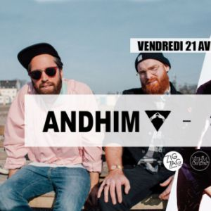 Soirée ANDHIM & ADANA TWINS All night long