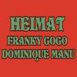 Concert HEIMAT + FRANKY GOGO + DOMINIQUE MANU