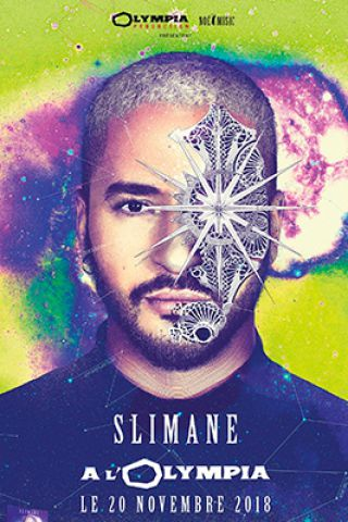 Concert SLIMANE à Paris @ L'Olympia - Billets & Places