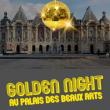 Concert GOLDEN NIGHT : PHIL WEEKS + CORINE + MARC JEAN