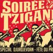 SOIRÉE TZIGANE - DJURDJEVDAN w/ SHANTEL + FIESTA QUE CALOR à Paris @ La Bellevilloise - Billets & Places