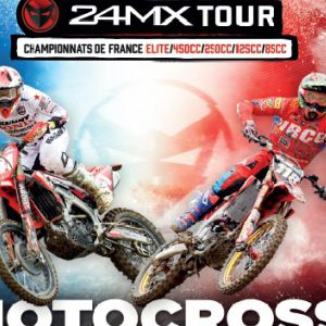 24Mx Tour - Championnat De France De Motocross Elite