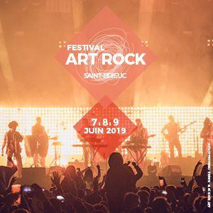 Festival Art Rock 2019 - Forfait 3 Jrs Grande Scene