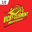 Match 1/2 LC : NBH - VICHY/CLERMONT à REZÉ @ Salle sportive métropolitaine de Rezé - Billets & Places