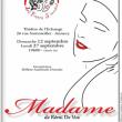 Théâtre MADAME à ANNECY @ Théâtre de l'Echange - Billets & Places