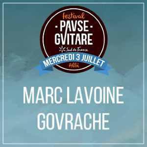 Marc Lavoine + Govrache