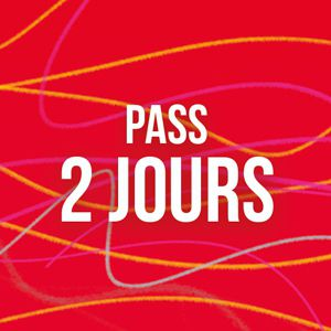 Solidays 2019 - Pass 2 Jours