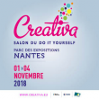 SALON CREATIVA 2018 à NANTES @ Hall XXL - Parc des Expositions - Nantes - Billets & Places