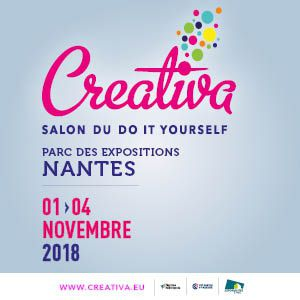 SALON CREATIVA 2018 @ Hall XXL - Parc des Expositions - Nantes - NANTES