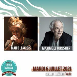Mardi 6 Juillet 2021 - Grand Theatre