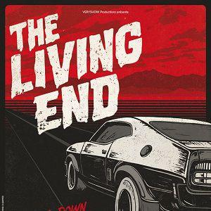 THE LIVING END @ Le Backstage - Paris