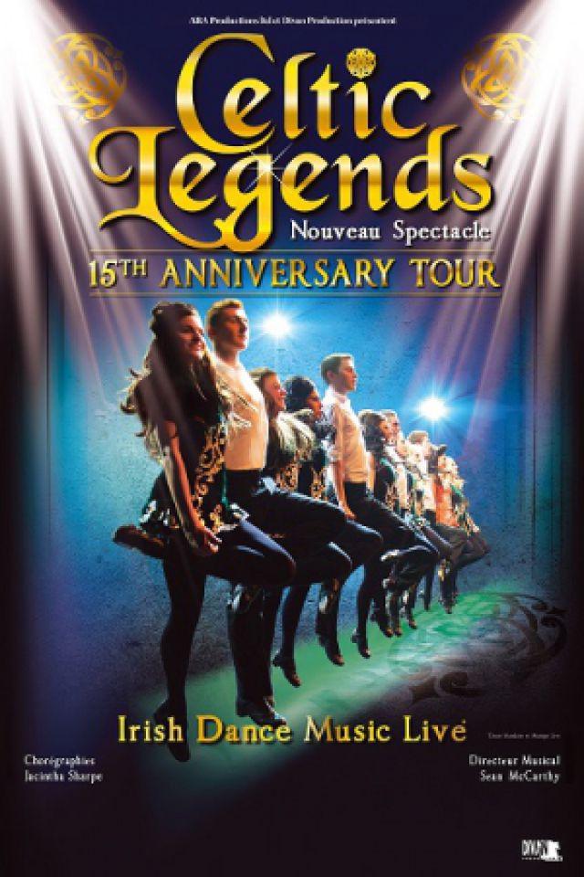 CELTIC LEGENDS @ Casino d'Arras - ARRAS