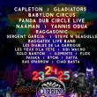 ENDEMIK FESTIVAL JOUR 1  à CORRENS @ Théâtre de Verdure - Billets & Places