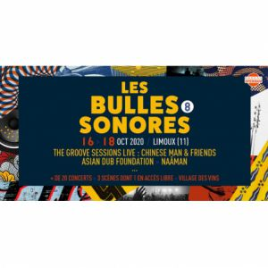 Les Bulles Sonores - Chinese Man + Asian Dub Fondation