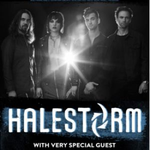 Halestorm + In This Moment + New Years Day