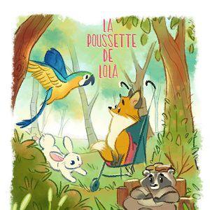 La poussette de Lola @ Essaïon Théâtre - Paris