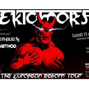 Ektomorf + Guest