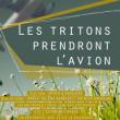 Théâtre LES TRITONS PRENDRONT L AVION