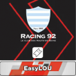Match LOU RUGBY VS RACING 92
