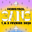 Soirée HORS SOL - 3 ans - Transcendance Collective !