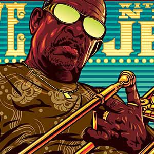 DYNAMITA'S NIGHT #24 : FRED WESLEY & THE NEW JB'S LIV @ La Belle Electrique - GRENOBLE