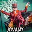 Spectacle JOVANY - ''L'UNIVERS EST GRAND, LE SIEN EST COMPLI à CANNES @ THEATRE ALEXANDRE III - Billets & Places