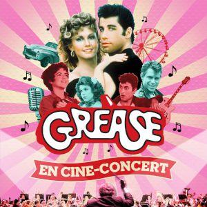 Grease En Ciné-Concert - Le Grand Rex